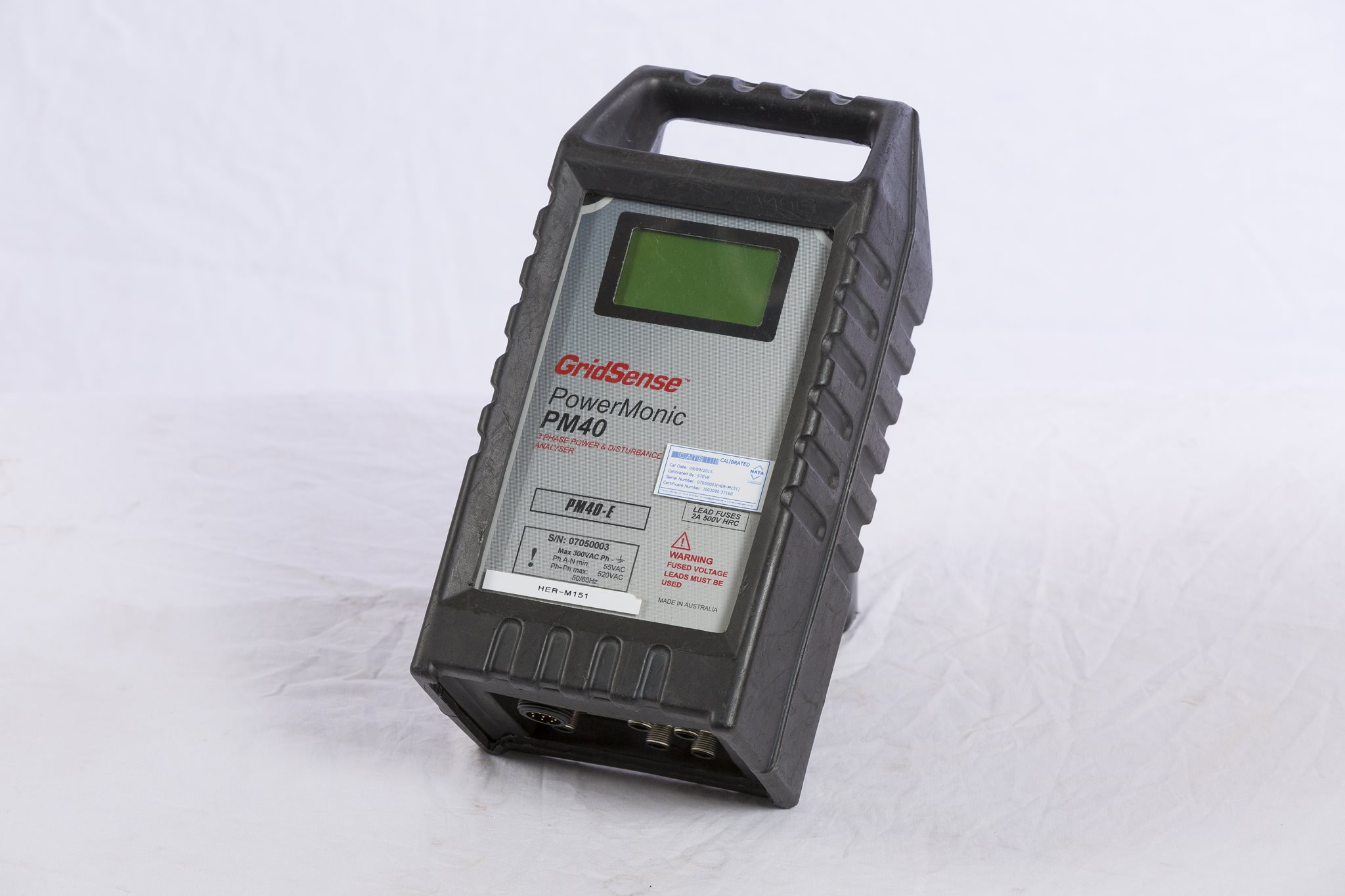 Three Phase Power Analyzer - CHK PM40