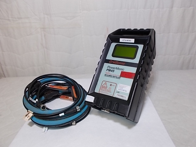 Three Phase Power Analyzer - CHK PM45