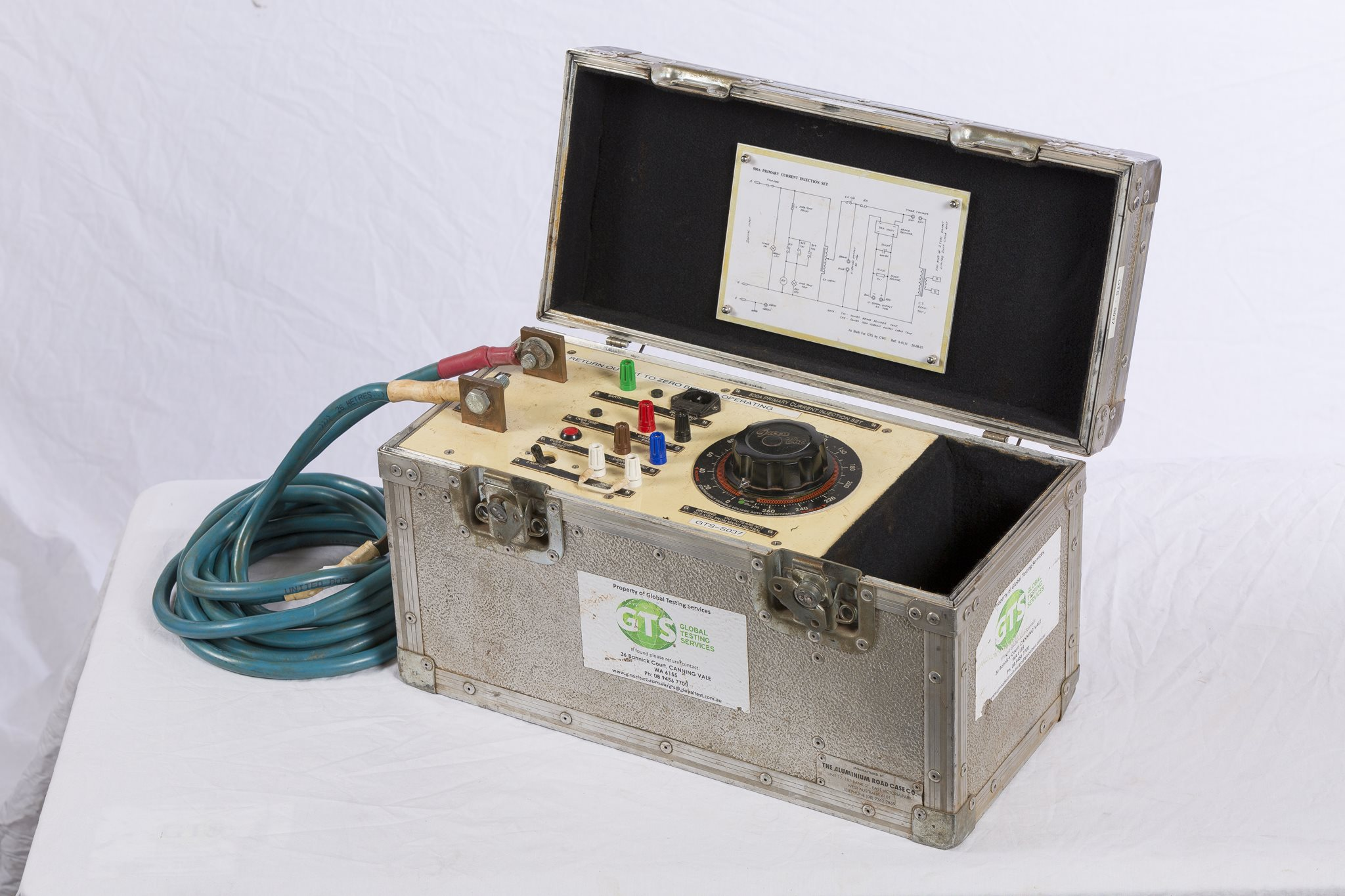 Electrical Testing Equipment Hire - Global Testing Services