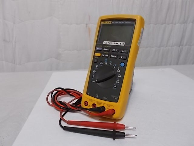 True RMS Multimeter - Fluke 187