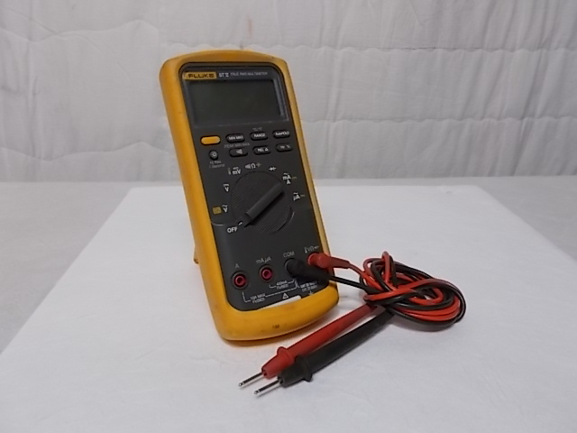 True RMS Multimeter - Fluke 87