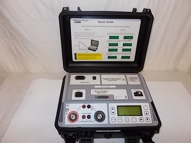 200A Low Contact Resistance Meter - DV Power RMO200