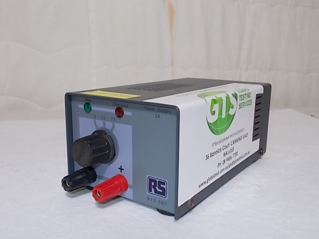 15V DC Power Supply - RS 813-985