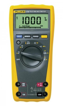 True RMS Multimeter - Fluke 179